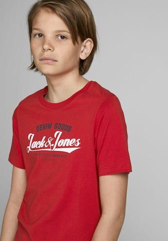 Jack & Jones Junior T-Shirt »CLOTHING COMPANY« kaufen