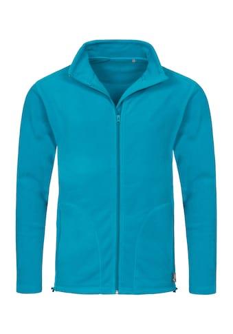 Stedman Fleecejacke »Outdoor Fleece Jacket«, mit Stehkragen kaufen