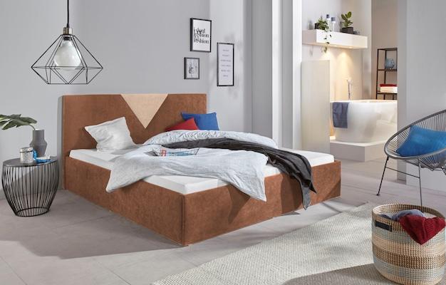 Westfalia Schlafkomfort Polsterbett Malibu