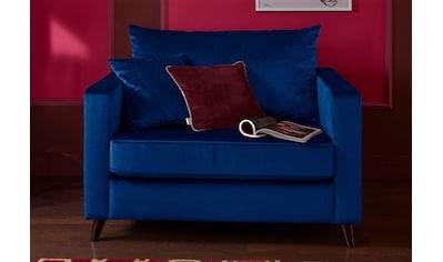 Guido Maria Kretschmer Home&Living Loveseat »Renesse«, lose Kissen, Keder an Sitzkissen kaufen