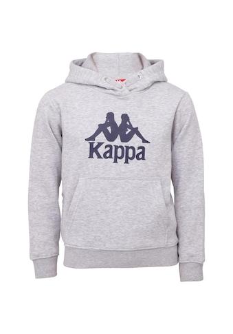 Kappa Kapuzensweatshirt »AUTHENTIC TAINO KIDS«, mit plakativem Logoprint kaufen