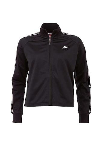 Kappa Trainingsjacke »AUTHENTIC GEILLIS«, mit hochwertigem Logowebband an den... kaufen