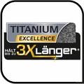 Tefal Wok »Hard Titanium Plus«, Aluminium, (1 tlg.), Induktion
