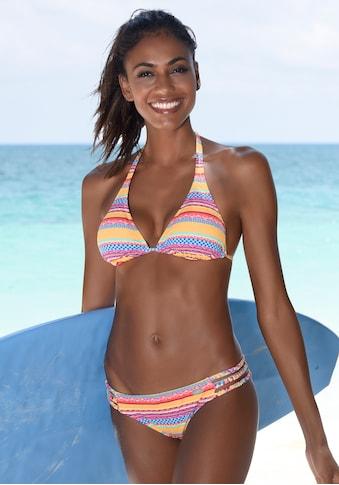 Buffalo Bikini-Hose »Lux«, mit geflochtenen Bändern kaufen