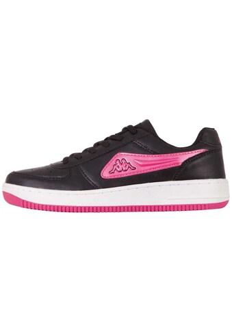 Kappa Sneaker »BASH PC«, mit zweifarbiger Sohle kaufen