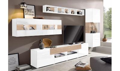 TRENDMANUFAKTUR Wohnwand »Toledo« (Set, 4 - tlg) kaufen