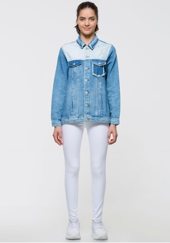 LTB Jeansjacke »MARITA«, mit Destroyed-Effekten kaufen