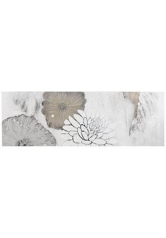 Schneider Bild »Blüten Mix«, mit Acrylfarbe auf Leinwand gemalt kaufen