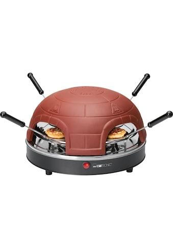 CLATRONIC, Pizzaofen »PO 3681«, Grill kaufen