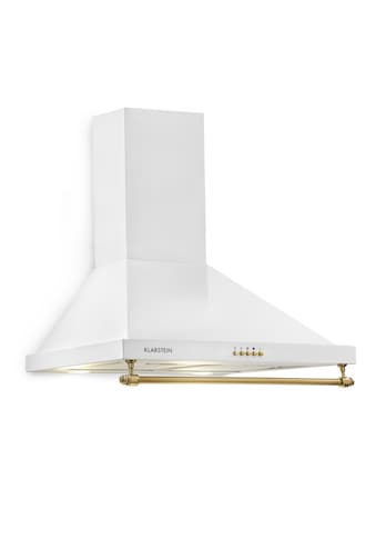 Klarstein Dunstabzugshaube 610m³/h 165W 2x1,5W LED Reling Abluft Umluft »Montblanc - 60« kaufen