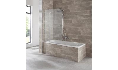 welltime Badewannenaufsatz »Saragossa«, BxH: 100x140cm kaufen