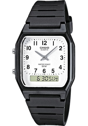 Casio Collection Multifunktionsuhr »AW-48H-7BVEG« kaufen
