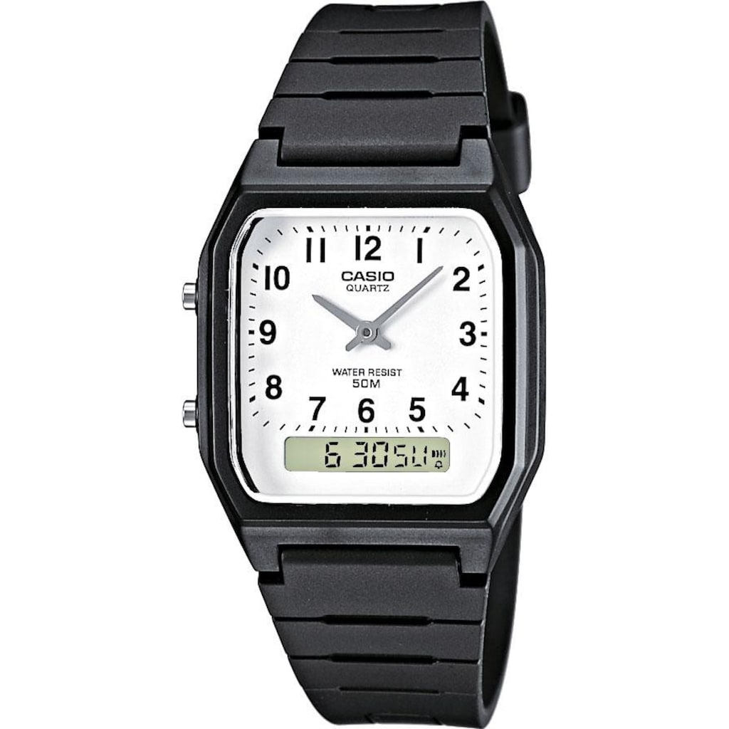 Casio Collection Multifunktionsuhr »AW-48H-7BVEG«