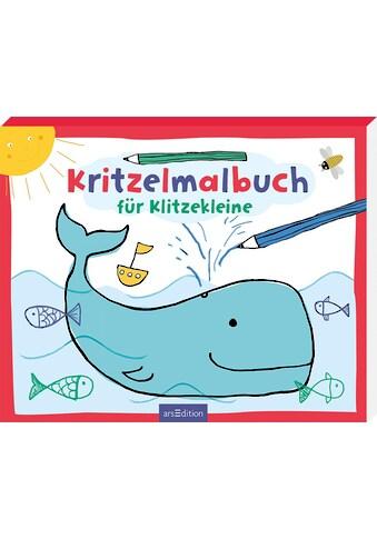 Buch »Kritzelmalbuch für Klitzekleine / Eleanor Sommer, Trixi Schneefuß, Ann Cathrin Raab« kaufen