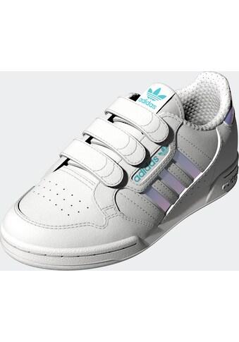 adidas Originals Sneaker »CONTINENTAL 80 STRIPES ORIGINALS CHILDREN REGULAR UNISEX« kaufen