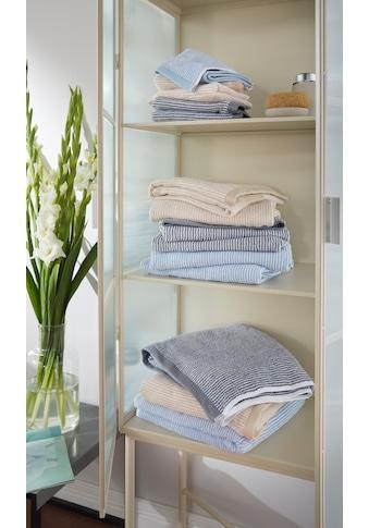 elbgestoeber Handtuch Set »Elbfrottee«, mit hochwertiger Logo Stickerei kaufen