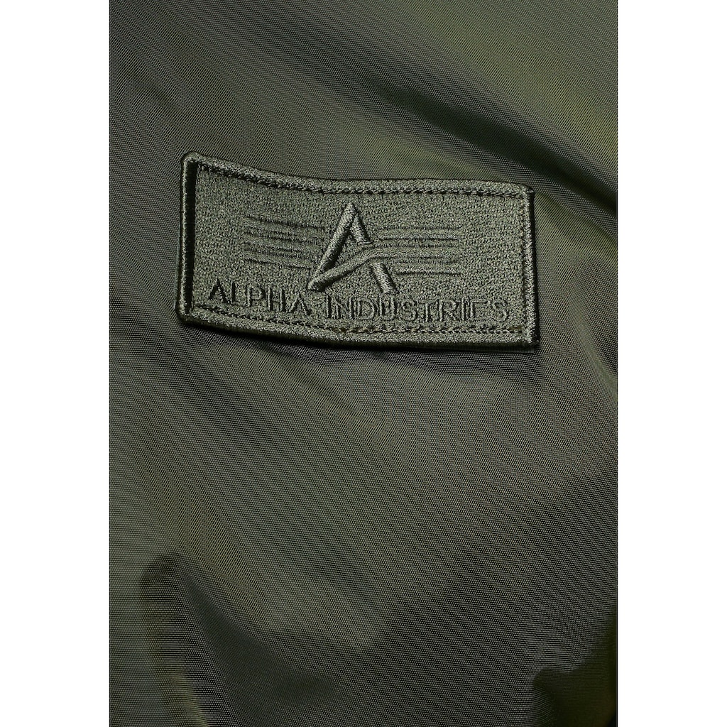 Alpha Industries Bomberjacke »MA-1 TT HOOD«