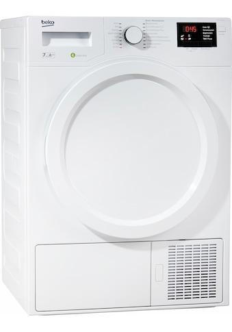 BEKO Wärmepumpentrockner »DPS 7405 W3« kaufen