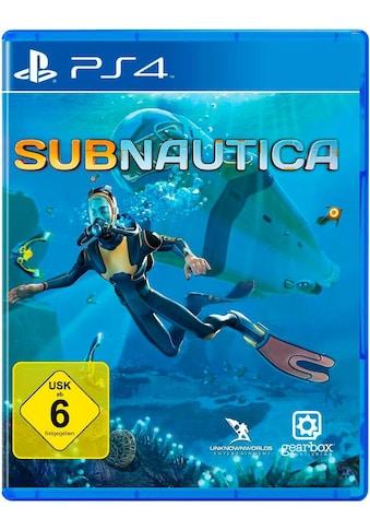 Subnautica PlayStation 4 kaufen