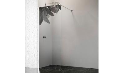welltime by GEO Walk-in-Dusche, 80 cm, chrom kaufen