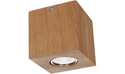SPOT Light LED Deckenleuchte »WOODDREAM«, GU10, LED Deckenlampe kaufen