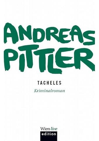 Buch »Tacheles / Andreas P Pittler« kaufen