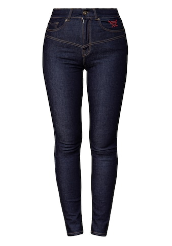 QueenKerosin High-waist-Jeans »Betty«, im 5-Pocket-Design kaufen