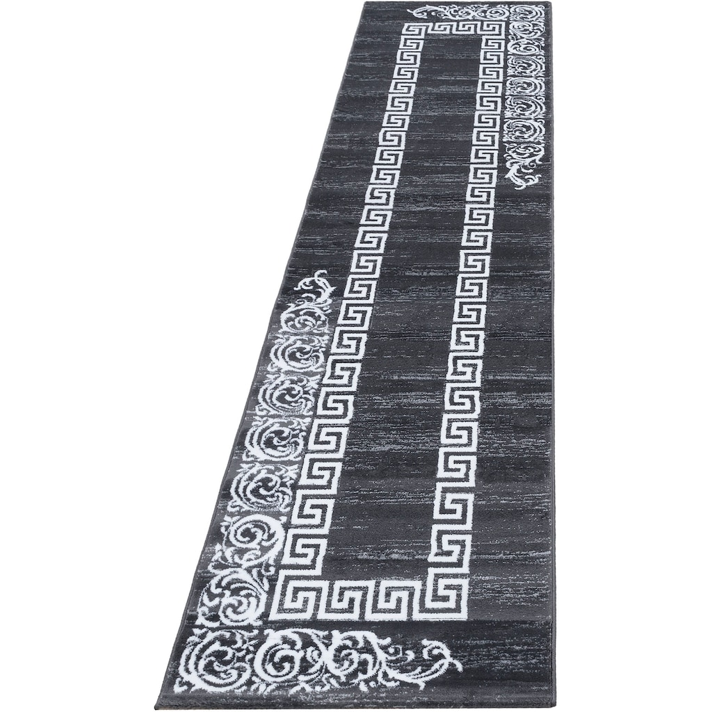 Ayyildiz Läufer »Miami 6620«, rechteckig, 12 mm Höhe, Kurzflor, 80cm x 300cm (BxL)