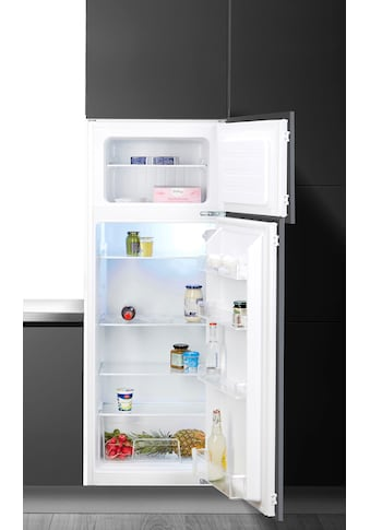 Amica Einbaukühlgefrierkombination »EDTS 374 900«, LED- Beleuchtung kaufen