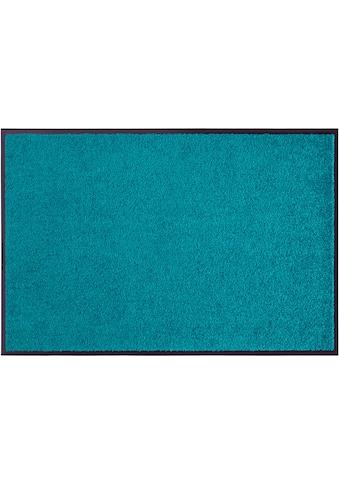HANSE Home Fußmatte »Wash & Clean«, rechteckig, 7 mm Höhe, Schmutzfangmatte, In- und... kaufen