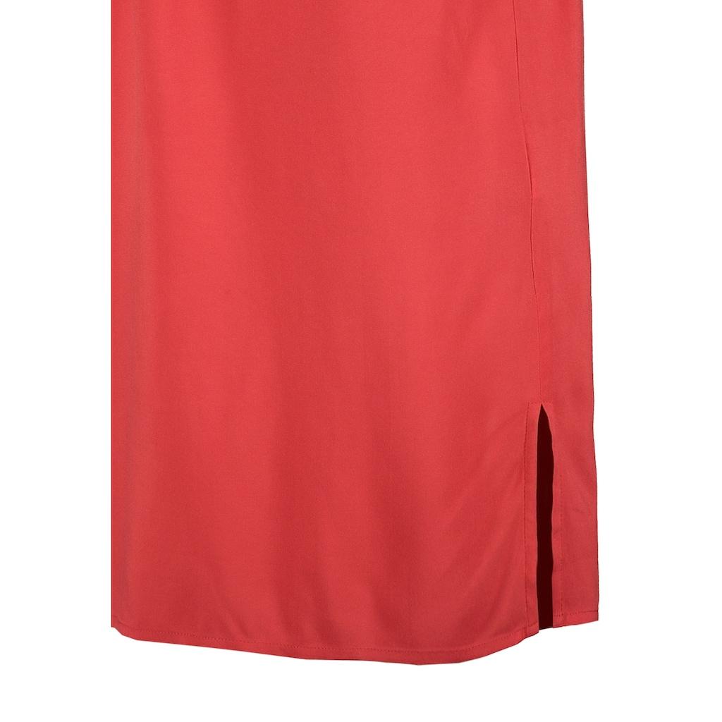Eight2Nine A-Linien-Kleid, mit Tunnelzug