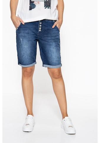 ATT Jeans Jeansshorts »Gwen« kaufen