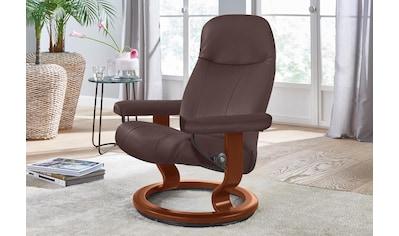 Stressless® Relaxsessel »Garda«, mit Classic Base, Größe M, Gestell Braun kaufen