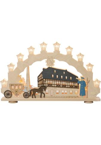 Weigla Schwibbogen »Zwönitz«, aus Holz kaufen