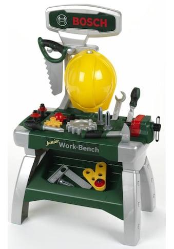 Klein Werkbank »BOSCH Werkbank Junior«, Made in Germany kaufen