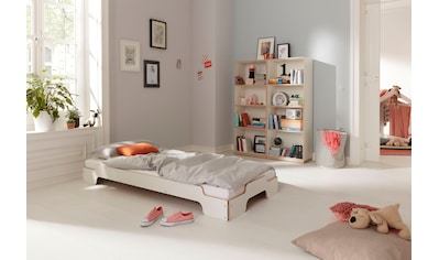Müller SMALL LIVING Stapelbett »STAPELLIEGE Komfort ( eine Liege)«, Gestell:... kaufen