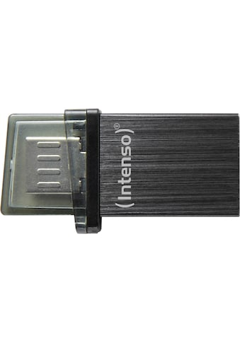 Intenso USB-Stick »Mini Mobile Line«, (Lesegeschwindigkeit 20 MB/s) kaufen