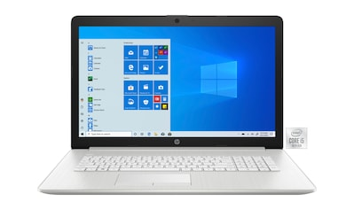 HP 17 - by3251ng Notebook (43,9 cm / 17,3 Zoll, Intel,Core i5, 0 GB HDD, 512 GB SSD) kaufen