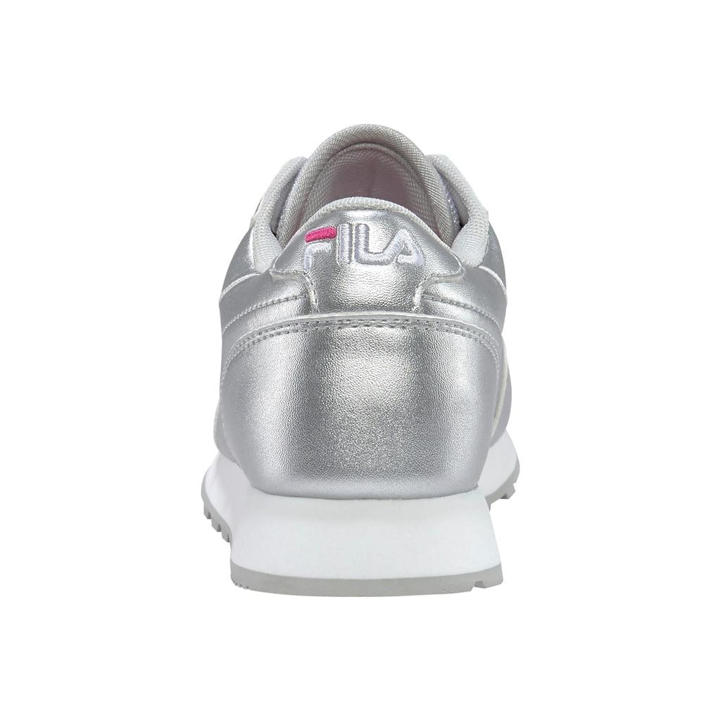 Fila Sneaker »Orbit F Low wmn«