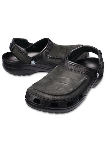 Crocs Clog »Yukon Mesa Clog M«, mit Leder besetzt kaufen