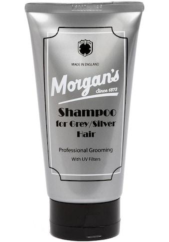"Morgan's Silbershampoo ""Grey Shampoo"" kaufen"