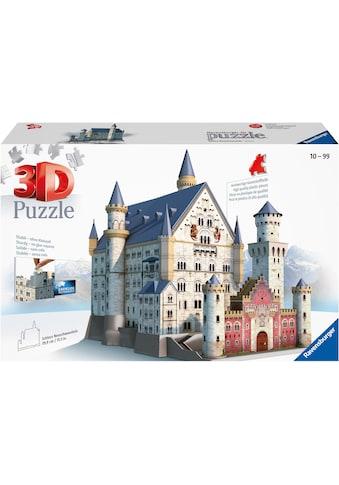 Ravensburger 3D-Puzzle »Schloss Neuschwanstein«, Made in Europe, FSC® - schützt Wald - weltweit kaufen