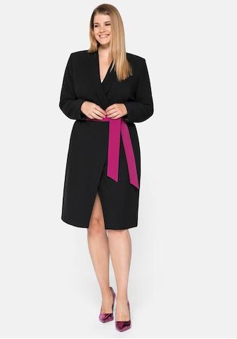 sheego by Miyabi Kawai Abendkleid kaufen
