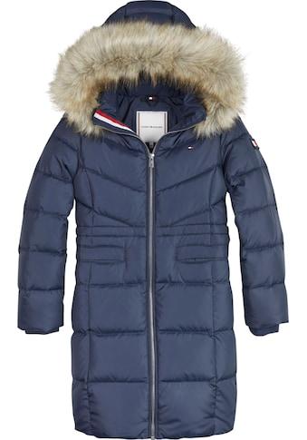 Tommy Hilfiger Winterjacke »ALANA DOWN PUFFER«, in langer Mantelform kaufen