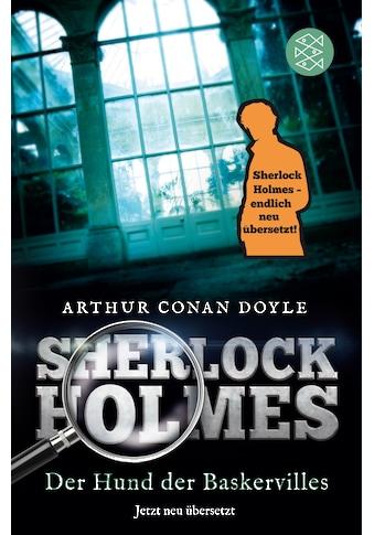 Buch »Sherlock Holmes - Der Hund der Baskervilles / Arthur Conan Doyle, Henning Ahrens« kaufen