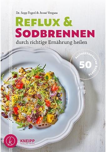 Buch »Reflux und Sodbrennen durch richtige Ernährung heilen / Sepp Fegerl, Josue Vergara« kaufen