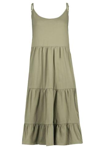 Stitch & Soul A-Linien-Kleid, mit Volants kaufen