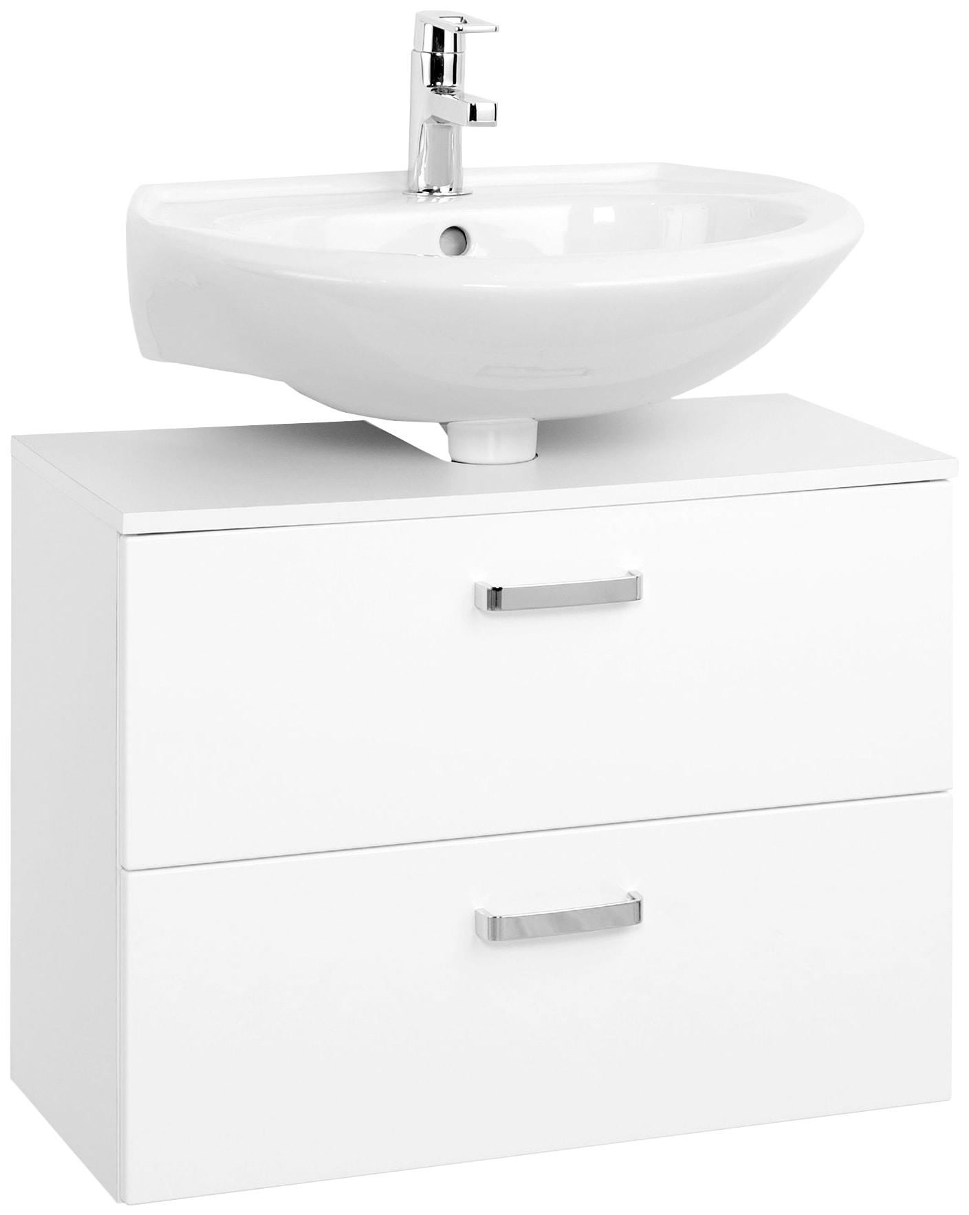 waschbeckenunterschrank breite 70 cm kaufen bei otto. Black Bedroom Furniture Sets. Home Design Ideas