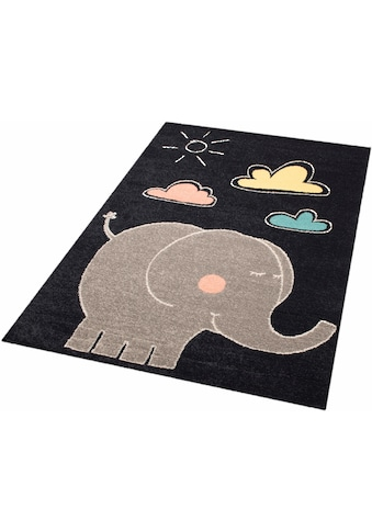 Zala Living Kinderteppich »Elephant Jumbo«, rechteckig, 8 mm Höhe, Spielteppich,... kaufen