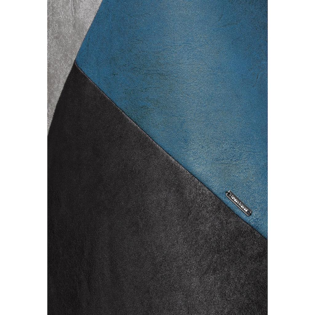 Bruno Banani Jerseykleid, Color-blocking